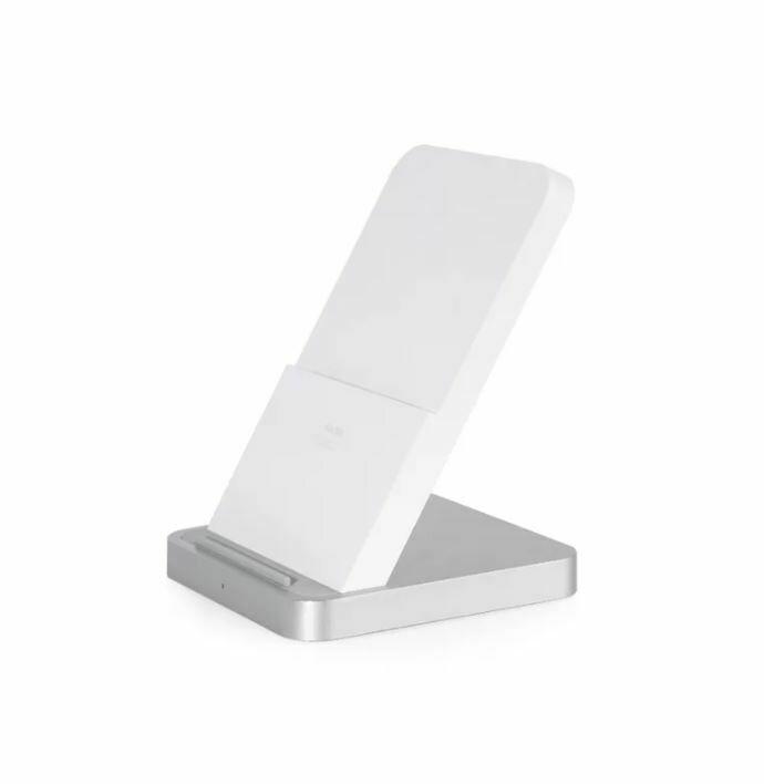 Беспроводное зарядное устройство Xiaomi Vertical Air-Cooled Wireless Charger 30W