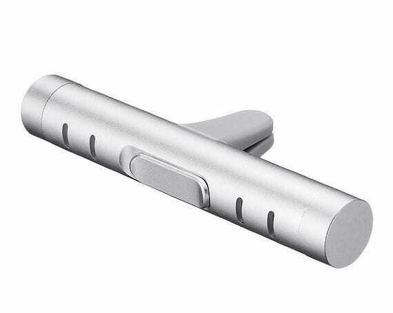 Автомобильный ароматизатор воздуха Xiaomi Guildford Car Air Aromatherapy Small (GFANPX7) (Серебро)