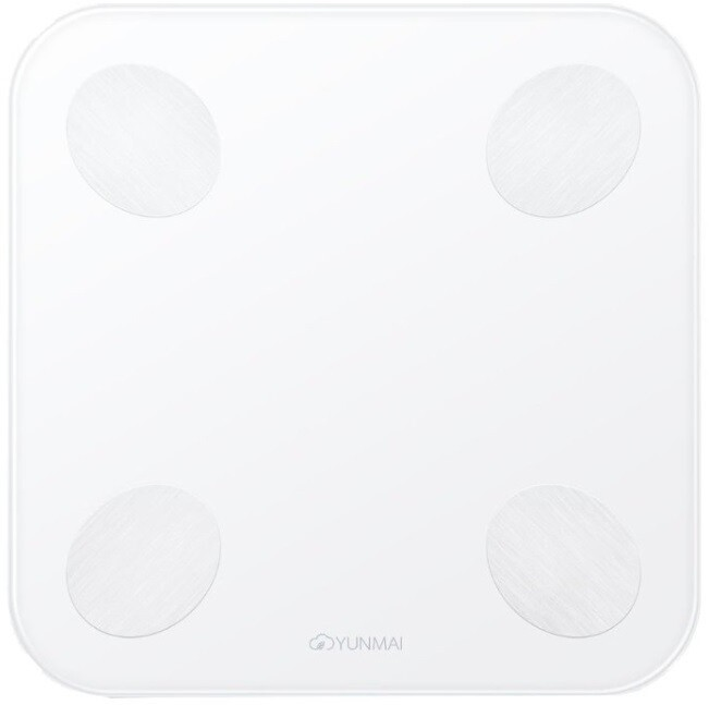 Умные весы Xiaomi Yunmai Smart Body Fat Scale mini2 (M1690) (белый)