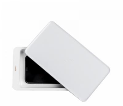 Многофункциональный стерилизатор с беспроводной зарядкой Xiaomi FIVE Multifunctional UVC Sterilizer White (YSXDH001WX)