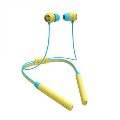 Наушники беспроводные Bluedio T Energy 2 (Yellow )