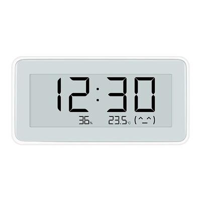 Часы-датчик температуры и влажности Xiaomi Mijia Temperature And Humidity Electronic Watch (LYWSD02MMC)