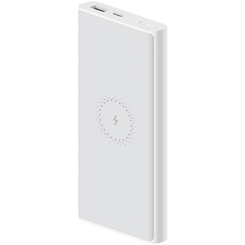 Аккумулятор Xiaomi Mi Wireless Power Bank 10000 mAh (WPB15ZM) (Белый)