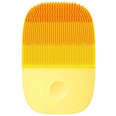 Аппарат для ультразвуковой чистки лица Xiaomi inFace Electronic Sonic Beauty Facial (Желтый)