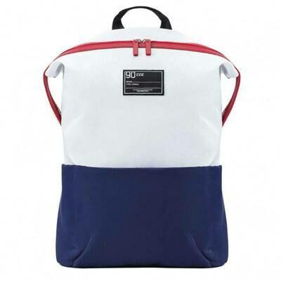 Рюкзак Xiaomi 90 Points Lecturer Casual Backpack (бело-синий)