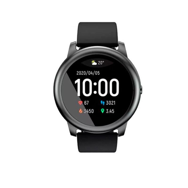 Умные часы Haylou Smart Watch Solar (черный) (LS05-1) RU