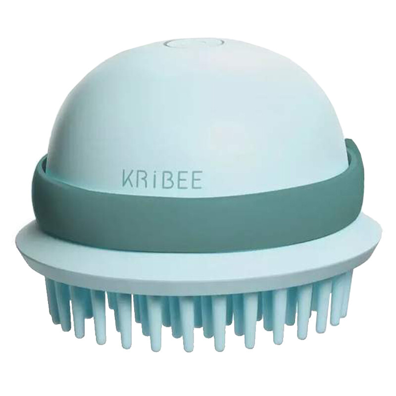 Антистатическая массажная расческа Kribee Electric Massage Comb (мятный) (EP1164-3C)