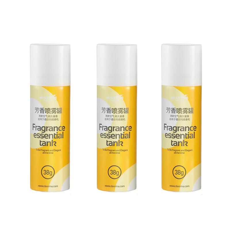 Освежитель воздуха Xiaomi Deerma Fragrance essential tank дополнительный блок 3 штуки