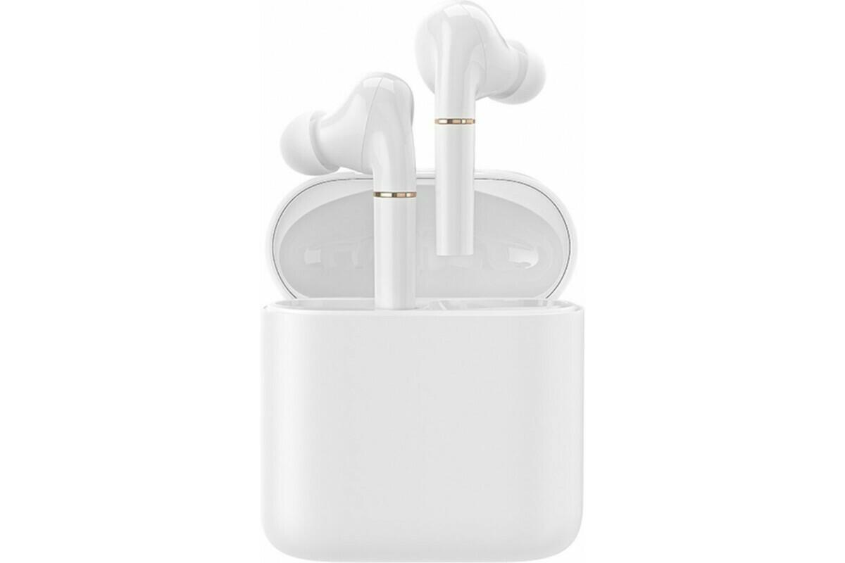 Беспроводные наушники HAYLOU T19 True Wireless Earbuds Bluetooth Headset (белый)