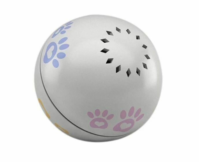 Мяч для кошек Xiaomi Petoneer Pet Smart Companion Ball пластик (Серый)