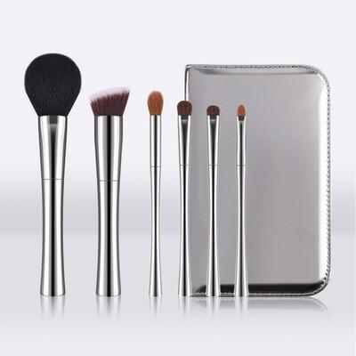Набор кисточек для макияжа DUcare Exquisite Makeup Brush (6 шт.) (U602-B-XM)