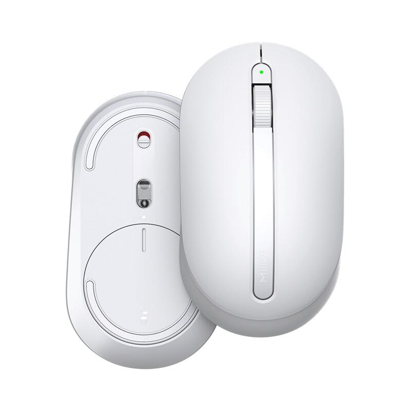 Мышка Xiaomi MIIIW Wireless Office Mouse MWWM01 (белый)