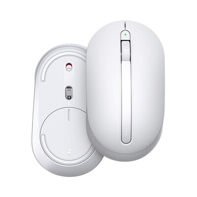 Мышка Xiaomi MIIIW Wireless Office Mouse MWWM01 (белый)