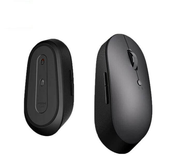 Мышь MIIIW S500 Wireless Dual Mode WXSBP01MW (черный)