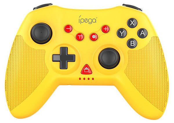 Геймпад iPega PG-SW020B (Желтый)