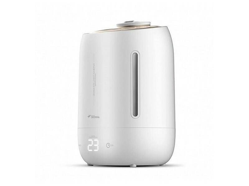 Увлажнитель воздуха Deerma Water Humidifier DEM-F600 5 л, (Белый)