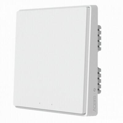 Настенный выключатель Aqara Wall Light Switch One Button Edition (QBKG23LM)