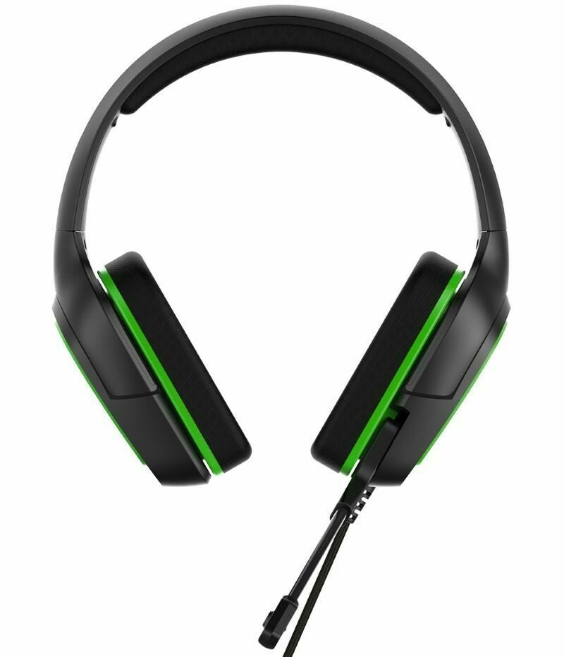 Игровая гарнитура Wired iPega PG-R006G Gaming Headset PS4\Xbox One\Switch\PC  GREEN