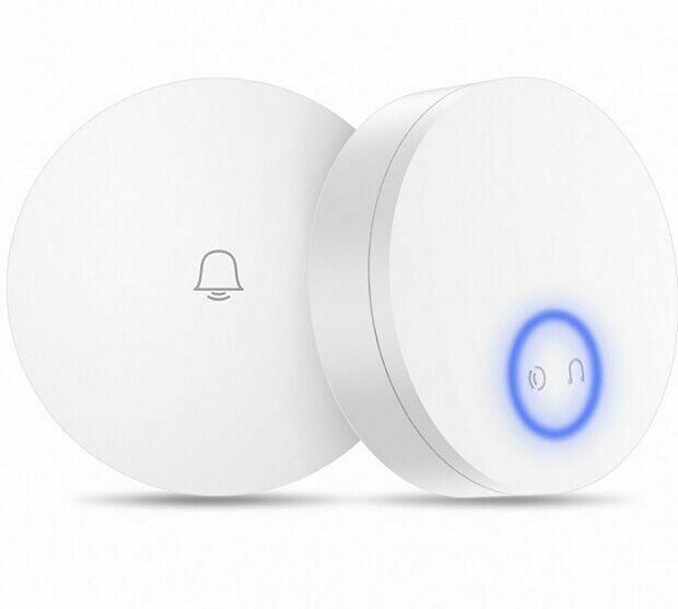 Беспроводной дверной звонок Xiaomi Linptech Wireless Doorbell G6L-WIFI-SW