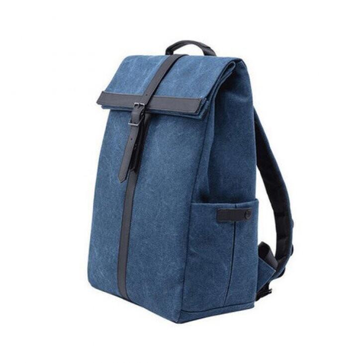 Рюкзак Xiaomi 90 Points Grinder Oxford Casual Backpack (синий) 5067