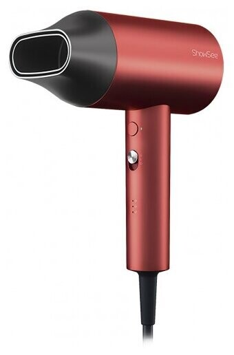Фен Xiaomi Showsee Hair Dryer A5, красный