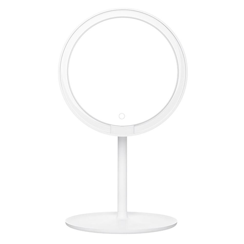 Зеркало для макияжа Xiaomi Mijia LED Makeup Mirror MJHZJ01-ZJ (белый)