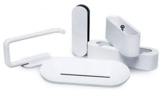 Набор для ванной комнаты Xiaomi Bathroom Tools (4 пр.) HLWYWJT01
