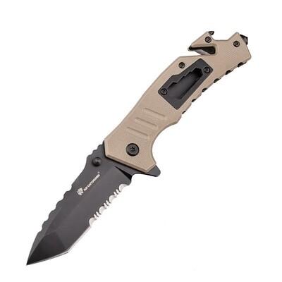 Нож раскладной Xiaomi HX infantry folding knife (desert color) - ZD-016C