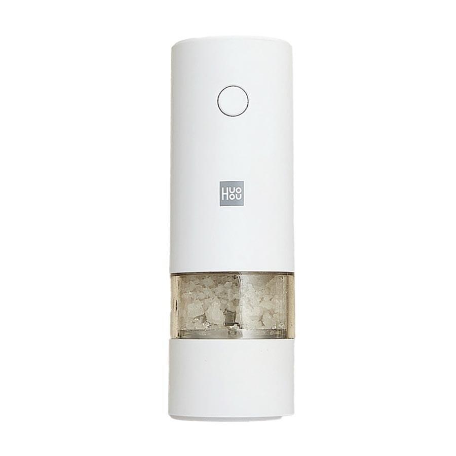 Мельница для специй электрическая Xiaomi HuoHou Electric Grinder перец/соль Белый