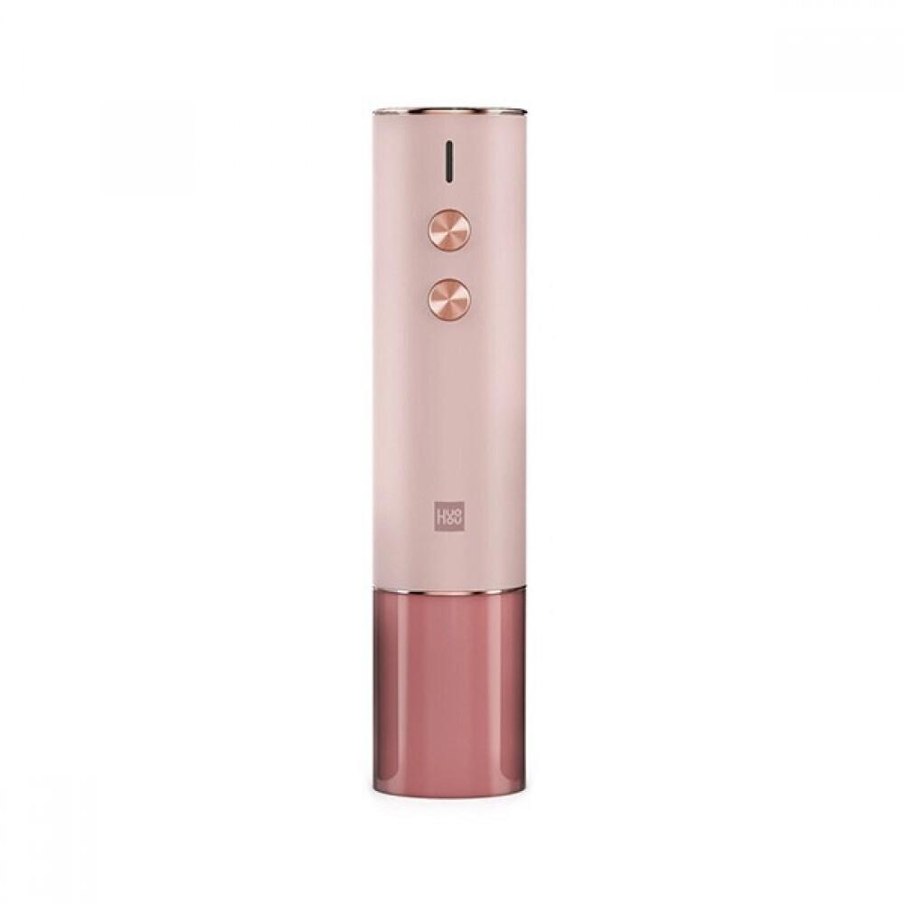 Штопор Xiaomi Huo Hou Electric Wine Opener Розовый
