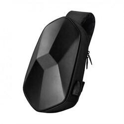 Сумка Tajezzo BEABORN Polyhedrone Chest Bag (черный)