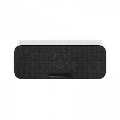 Портативная колонка Xiaomi Wireless Charge Bluetooth Speaker White