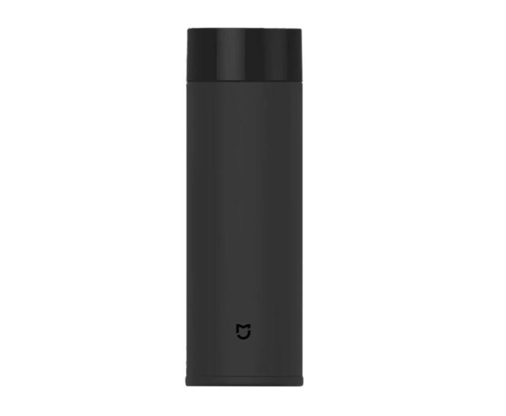 Классический термос Xiaomi Mijia Vacuum Cup, 0.35 л черный
