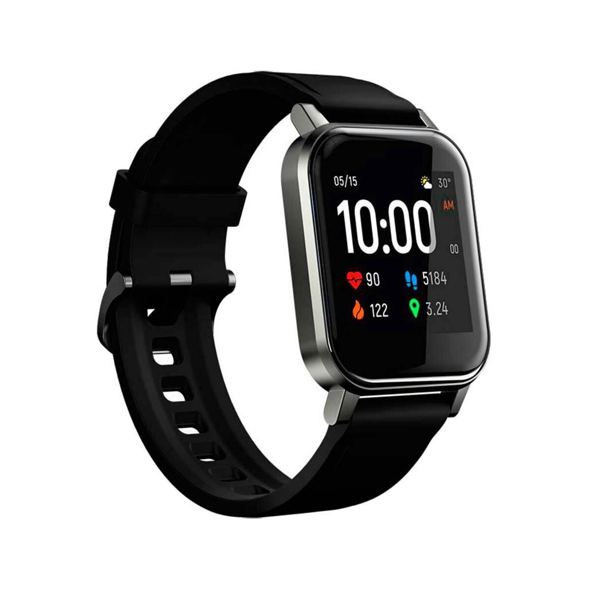 Умные часы Haylou Haylou LS02 Global, черный