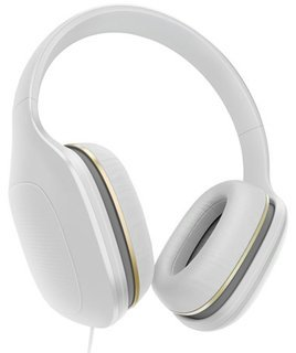 Наушники Xiaomi Mi Headphones Light Edition (WHITE)