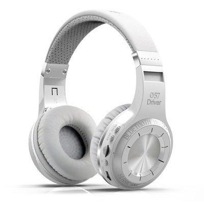 Наушники беспроводные Bluedio H Plus (Белый)