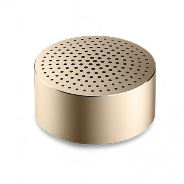 Портативная акустика Xiaomi Mi Bluetooth Speaker Mini (Золотой)