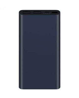 Аккумулятор Xiaomi Mi Power Bank 2S 10000 mAh (Черный)