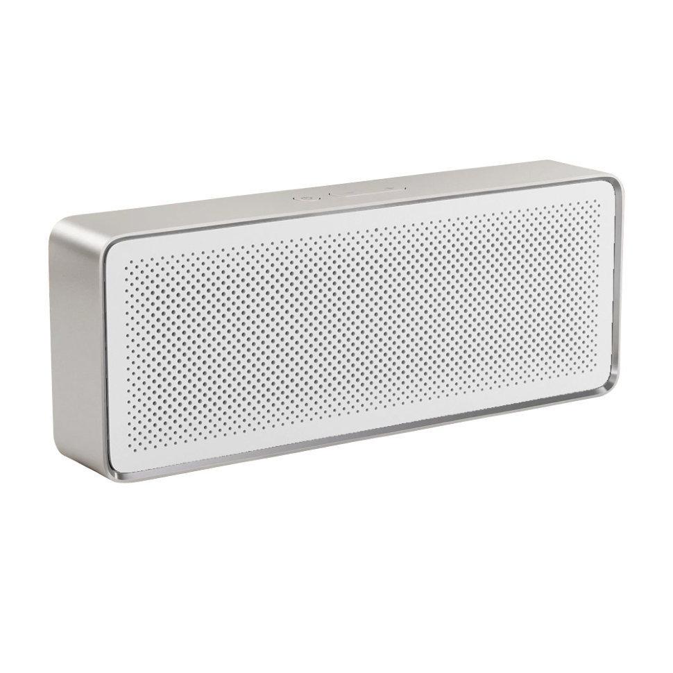 Портативная акустика колонка Xiaomi Mi Bluetooth Speaker 2 (Белый)