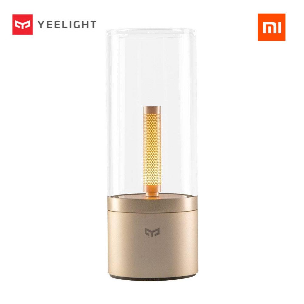 Ночник Xiaomi Yeelight Smart Atmosphere Candela Light Gold (YLFW01YL)