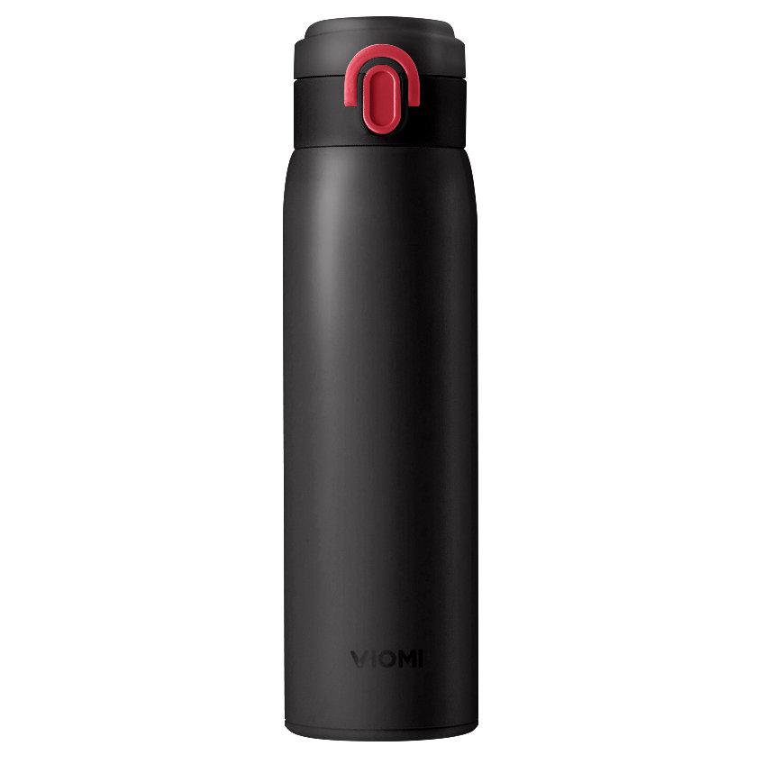 Классический термос Xiaomi Viomi Stainless Vacuum Cup, 0.3 л (Черный)