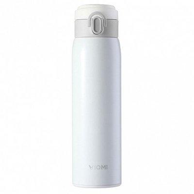 Классический термос Xiaomi Viomi Stainless Vacuum Cup, 0.46 л (Белый)