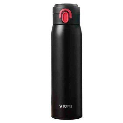 Классический термос Xiaomi Viomi Stainless Vacuum Cup (0,46 л) (Черный)