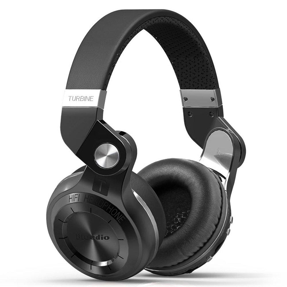 Беспроводные наушники Bluedio T2+ (Черный)
