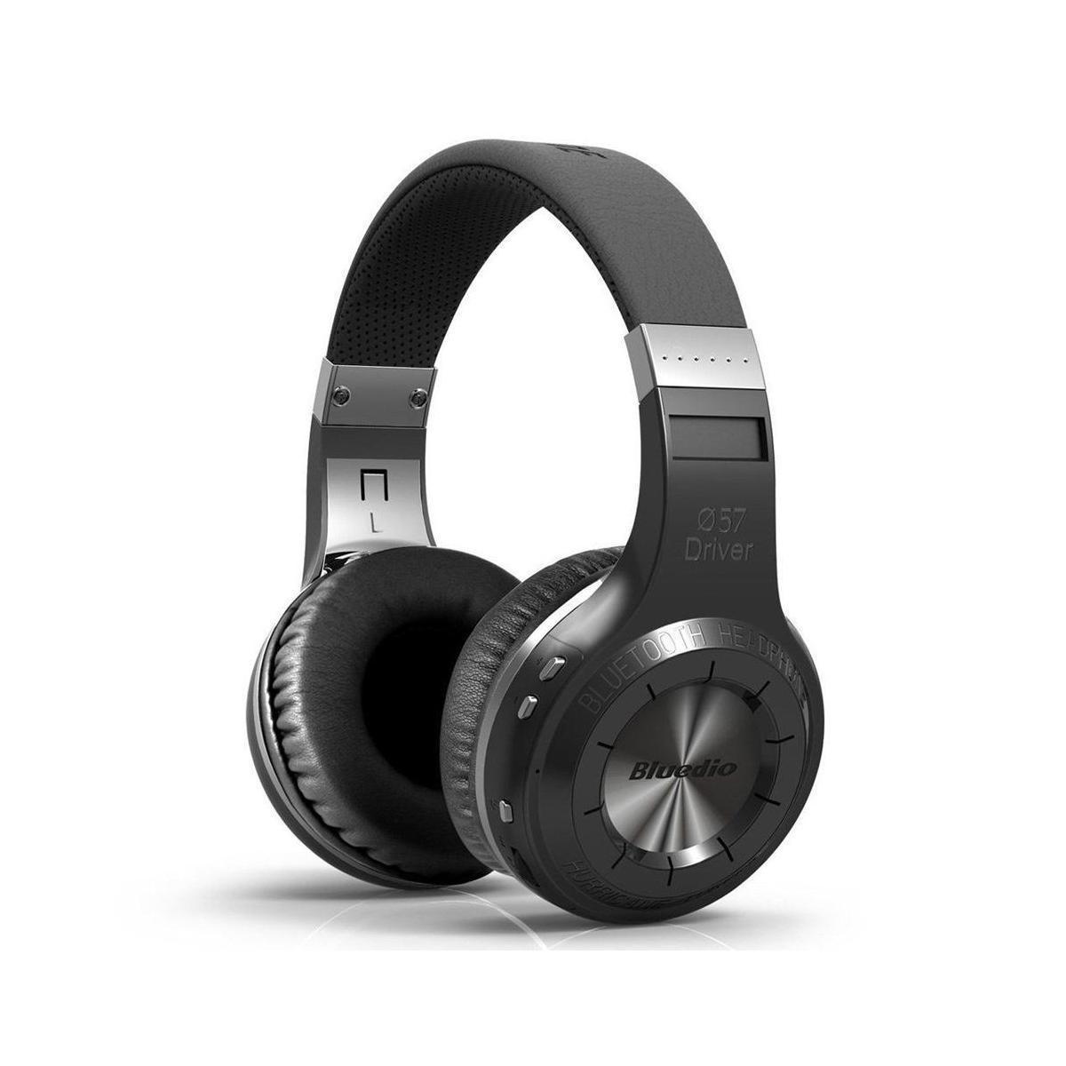 Наушники Bluedio H Wireless (Черный)