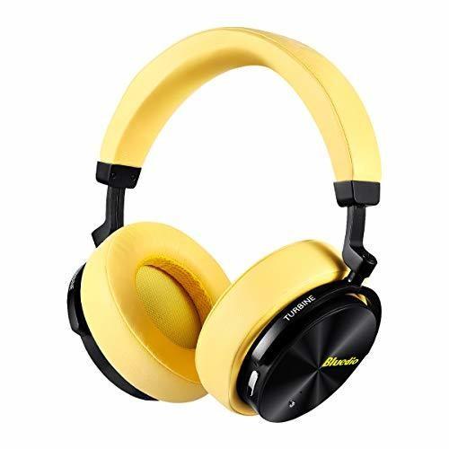 Наушники Bluedio T5 (Желтый)