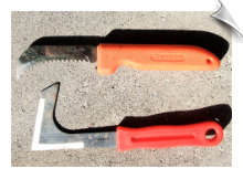 Patio Knife Weeder Set