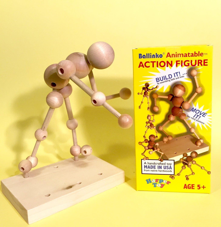 Animatable Action Figure