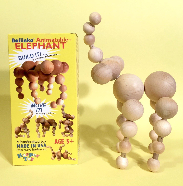 Animatable Elephant