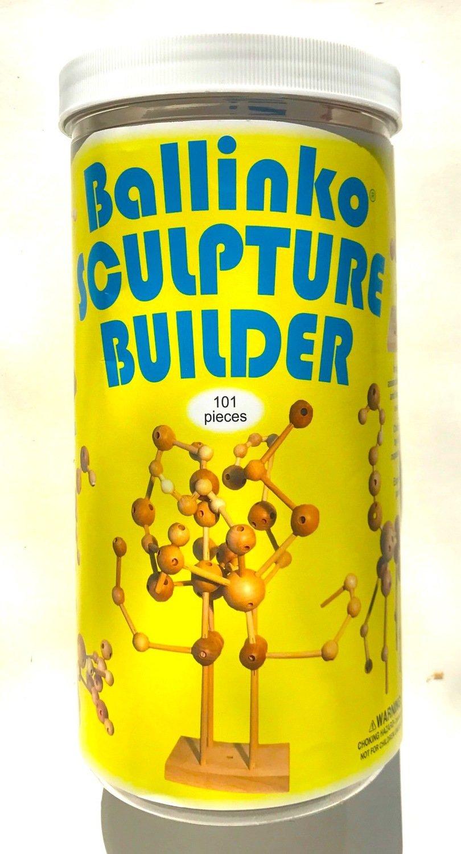 Ballinko Sculpture Builder 101 pc. set